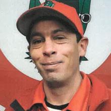 Timothy 'Chase' Wiseman Headshot